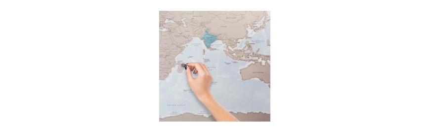 Geografia Mappe Atlanti Guide